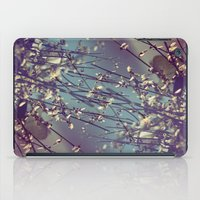 Flower Flip iPad Case
