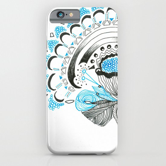 Blu(m)e iPhone & iPod Case