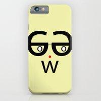 Neue Nerd iPhone 6 Slim Case