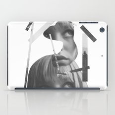 She left pieces of her life iPad Case
