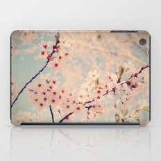 cherry Blossoms 2 iPad Case