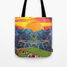 Parque del Sol  Tote Bag
