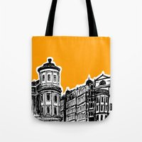 King William IV Street Tote Bag