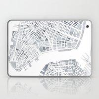 Manhattan Gray NYC Laptop & iPad Skin