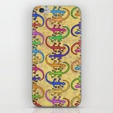 Lizards iPhone & iPod Skin