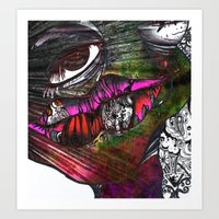 Roach Art Print