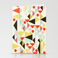 Modern Dreams Stationery Cards