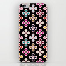 Drop Flower #3 iPhone & iPod Skin
