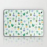 Plant pot Pattern Laptop & iPad Skin
