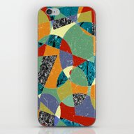 Abstract #100 iPhone & iPod Skin