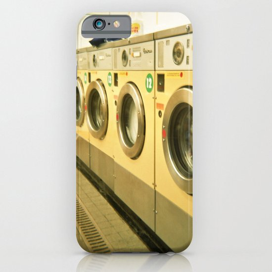 Laundromat iPhone & iPod Case