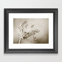 Where The Strong Winds B… Framed Art Print