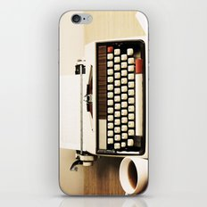 Tell Me A Story III iPhone & iPod Skin