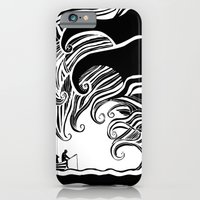 iPhone & iPod Case featuring Dark Wave by Andrea Orlic
