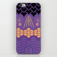 HARMONY pattern Alt 3 iPhone & iPod Skin