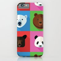 The Bears iPhone 6 Slim Case