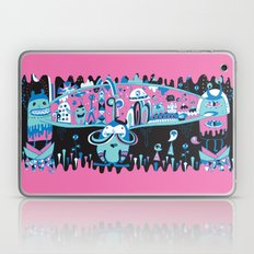 The city never sleep Laptop & iPad Skin