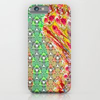 iPhone & iPod Case featuring Wizard by elikourY
