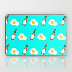 EGG ON FIRE Laptop & iPad Skin