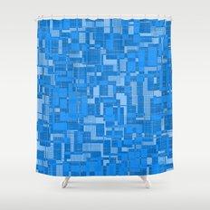zabuna Shower Curtain