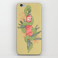 Swisssss iPhone & iPod Skin