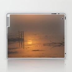 Sunrise on the Horicon Marsh Laptop & iPad Skin