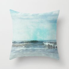 Ocean 2236 Throw Pillow