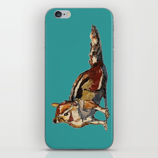 Chipmunk For You iPhone & iPod Skin