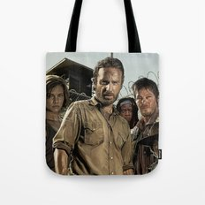 The Walking Dead - The C… Tote Bag