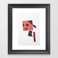 TC8 Framed Art Print