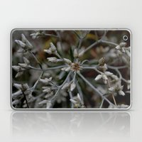 snowflake flower Laptop & iPad Skin