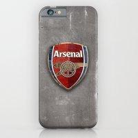 Arsenal iPhone 6 Slim Case