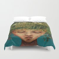 Quietly Wild Duvet Cover