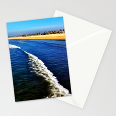 Beach. Stationery Cards