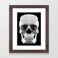Polygon Heroes - Crystal… Framed Art Print