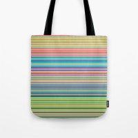 STRIPES17 Tote Bag