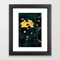 Wytyrfyre Framed Art Print