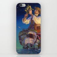 The Navigator's Gift iPhone & iPod Skin