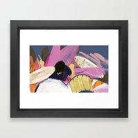 Surround Sound Framed Art Print