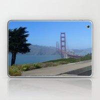 Golden Gate Bridge From … Laptop & iPad Skin