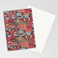 Amsterdam my love Stationery Cards