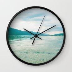 lake 0102 Wall Clock