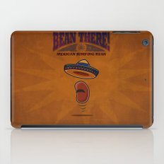 Bean There! Mexico iPad Case