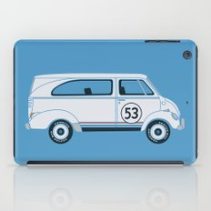Herb The Love Van iPad Case