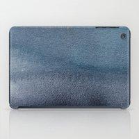 In Blue iPad Case