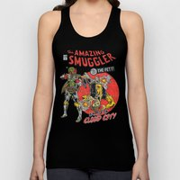 The Amazing Smuggler Unisex Tank Top