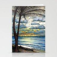 Kauai Sunrise Stationery Cards