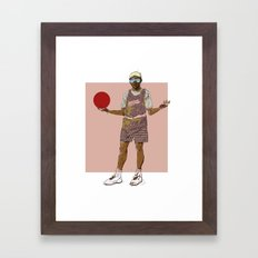 Spike Lee , Do The Right Thing ? Framed Art Print
