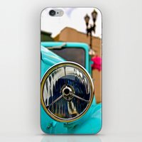 Headlight Americana iPhone & iPod Skin