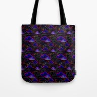 Tote Bag featuring Wind Storm by Andrea Stark